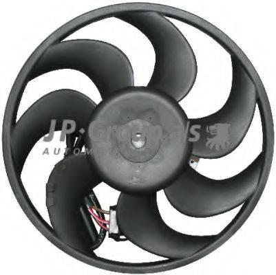Электродвигатель, вентилятор радиатора JP GROUP 1299100300