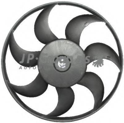 Электродвигатель, вентилятор радиатора JP GROUP 1299100400