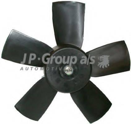 Электродвигатель, вентилятор радиатора JP GROUP 1299100700