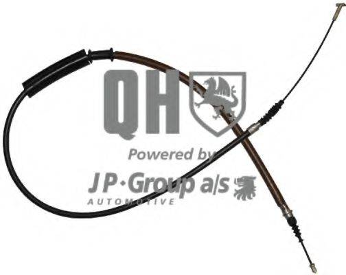 JP GROUP 3370300809 Трос, стояночная тормозная система