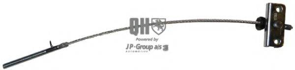 JP GROUP 3370302409 Трос, стояночная тормозная система