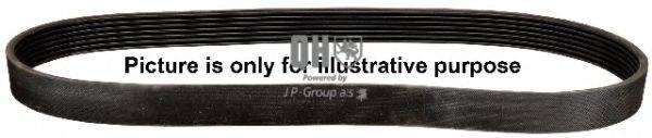 JP GROUP 1418100109 Поликлиновой ремень