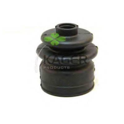 Комплект пылника, приводной вал KAGER 13-0089