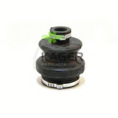 Комплект пылника, приводной вал KAGER 13-0162