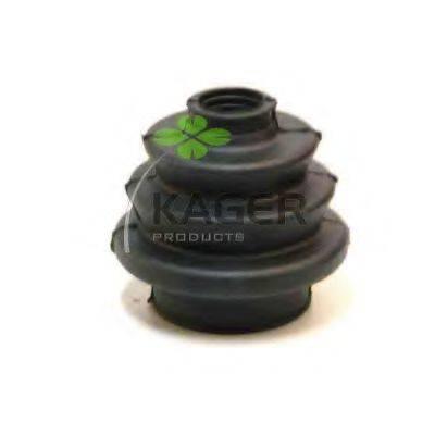 KAGER 130197 Комплект пылника, приводной вал