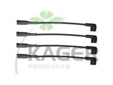 KAGER 640518 Комплект проводов зажигания