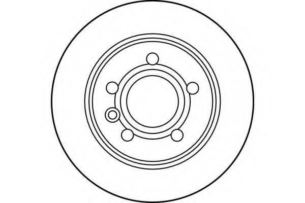 Тормозной диск GIRLING 6027774