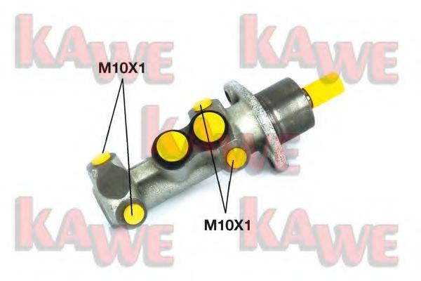 KAWE B6771 Главный тормозной цилиндр