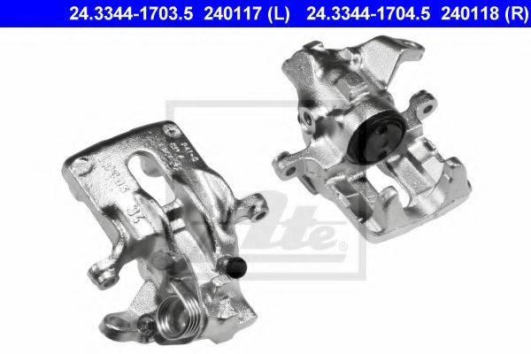 ATE 24334417035 Тормозной суппорт