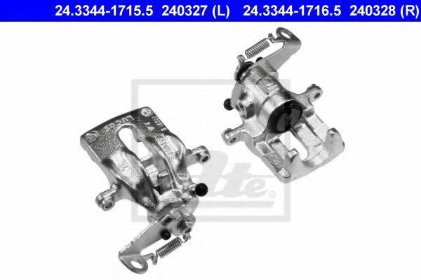 ATE 24334417155 Тормозной суппорт