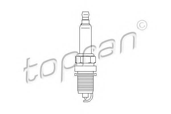 TOPRAN 111979 Свеча зажигания
