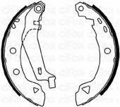 CIFAM 153002Y Комплект тормозных колодок