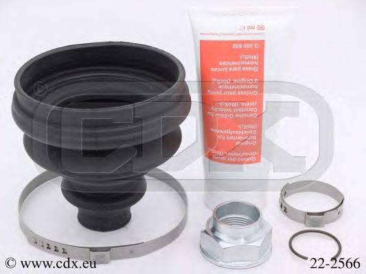 CDX 222566 Комплект пылника, приводной вал