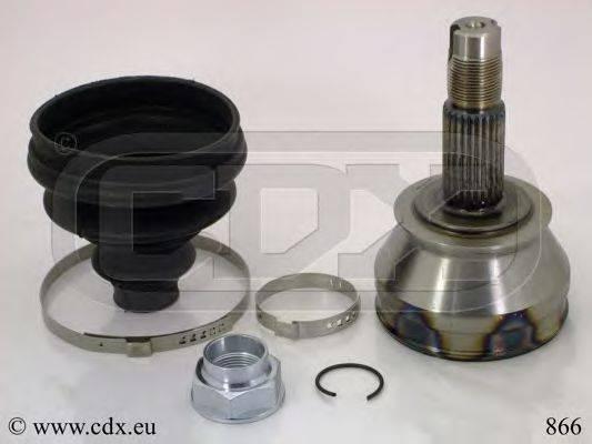 CDX 866 Шарнирный комплект, приводной вал