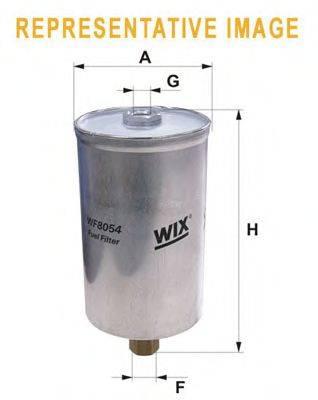 WIX FILTERS WF8031 Топливный фильтр