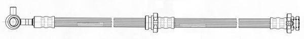 CEF 512500 Тормозной шланг