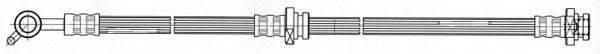 CEF 512502 Тормозной шланг