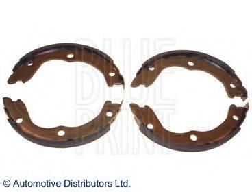 BLUE PRINT ADN14162 Комплект тормозных колодок, стояночная тормозная система