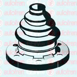 AUTOFREN SEINSA D8293 Комплект пылника, приводной вал