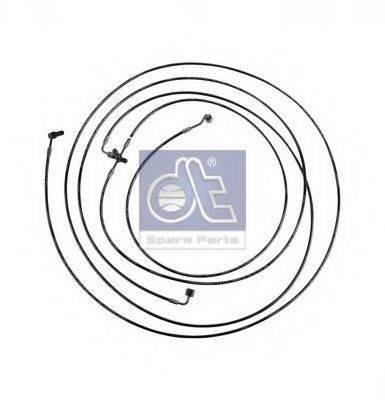 Шлангопровод, опрокидывающее устройство кабины водителя DT 1.28193