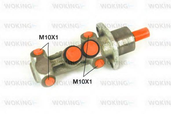 WOKING C102003 Главный тормозной цилиндр