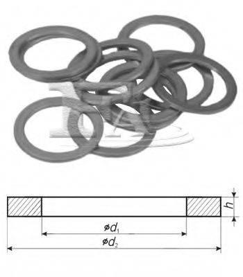 Уплотнительное кольцо FA1 318.980.100