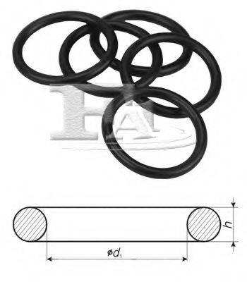 Уплотнительное кольцо, резьбовая пр; Уплотнительное кольцо FA1 602.990.100