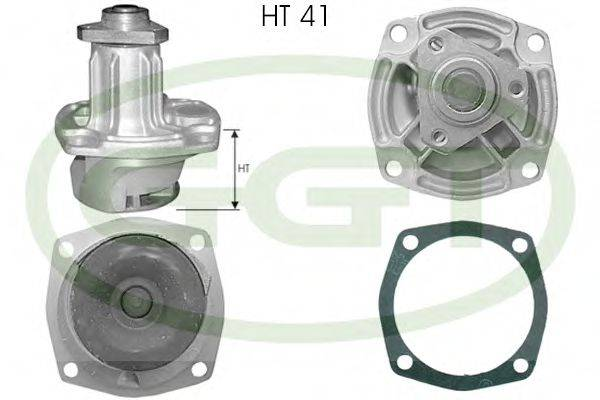 GGT PA10752 Водяной насос