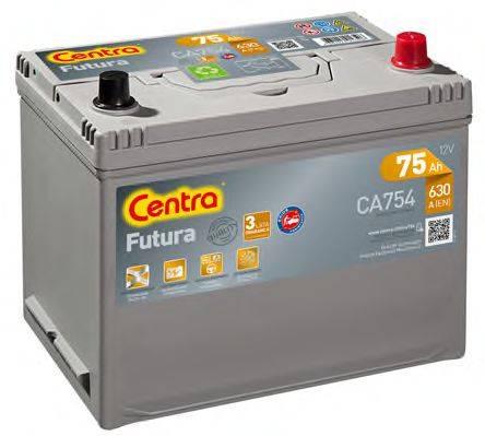 CENTRA CA754 Стартерная аккумуляторная батарея; Стартерная аккумуляторная батарея