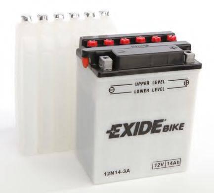 Стартерная аккумуляторная батарея; Стартерная аккумуляторная батарея CENTRA 12N14-3A