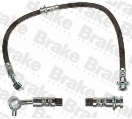 BRAKE ENGINEERING BH778521 Тормозной шланг