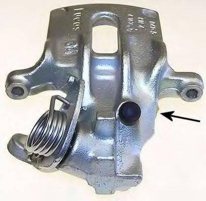 TEXTAR 38035700 Тормозной суппорт