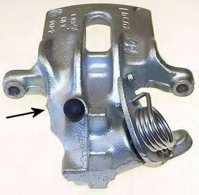 TEXTAR 38035800 Тормозной суппорт