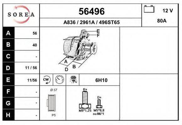 EAI 56496 Генератор