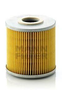 Масляный фильтр MANN-FILTER H 1029/1 n