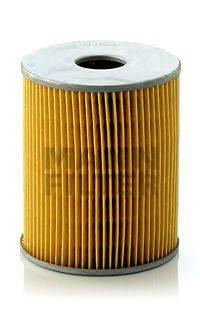 Масляный фильтр MANN-FILTER H 1034