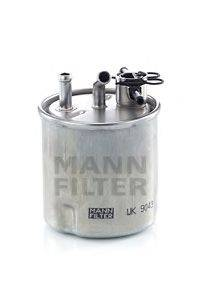MANN-FILTER WK9043 Топливный фильтр