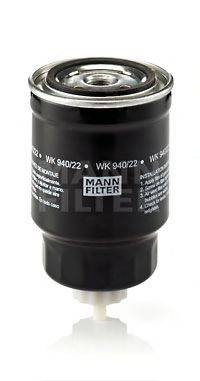 MANN-FILTER WK94022 Топливный фильтр