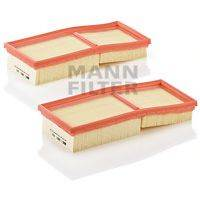 Воздушный фильтр MANN-FILTER C 2861-2