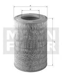Воздушный фильтр MANN-FILTER C 30 1730/1