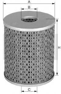 Гидрофильтр, автоматическая коробка передач MANN-FILTER H 1059/2