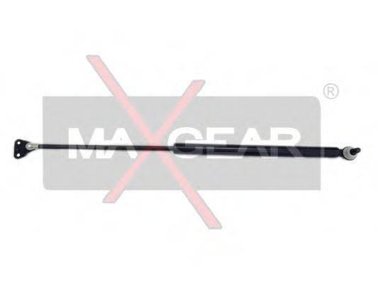 Газовая пружина, крышка багажник MAXGEAR 12-0255