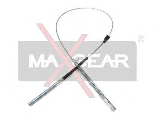 Трос, стояночная тормозная система MAXGEAR 32-0043