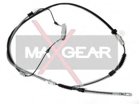 Трос, стояночная тормозная система MAXGEAR 32-0047