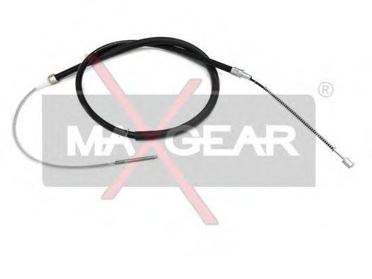 Трос, стояночная тормозная система MAXGEAR 32-0051