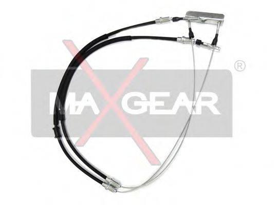 Трос, стояночная тормозная система MAXGEAR 32-0054