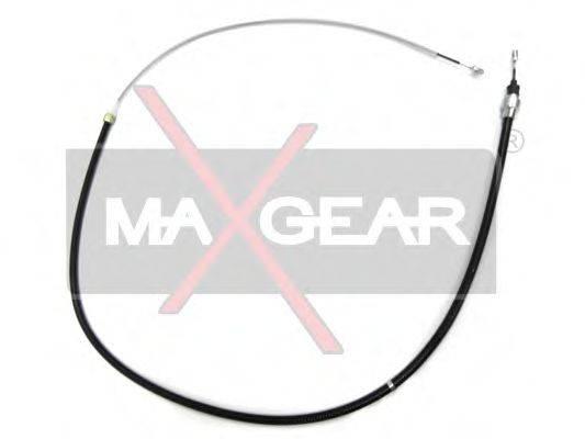 Трос, стояночная тормозная система MAXGEAR 32-0060