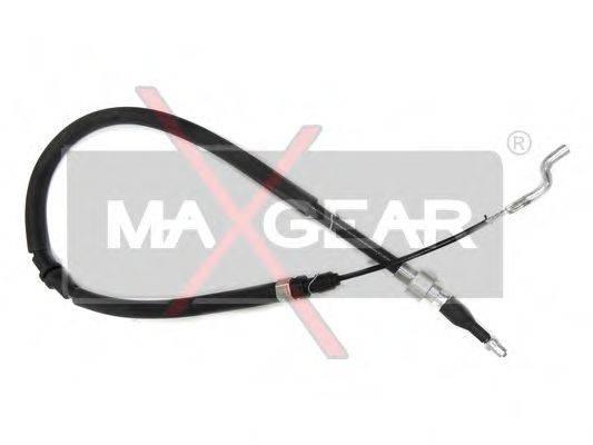 Трос, стояночная тормозная система MAXGEAR 32-0073