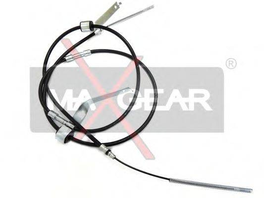Трос, стояночная тормозная система MAXGEAR 32-0075