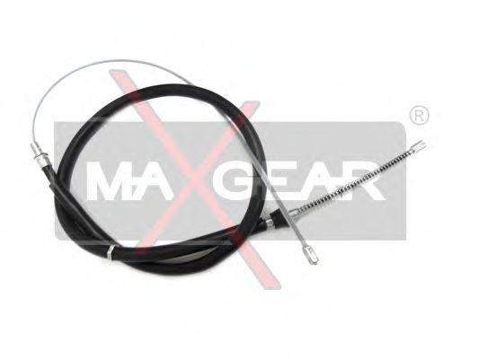 Трос, стояночная тормозная система MAXGEAR 32-0076
